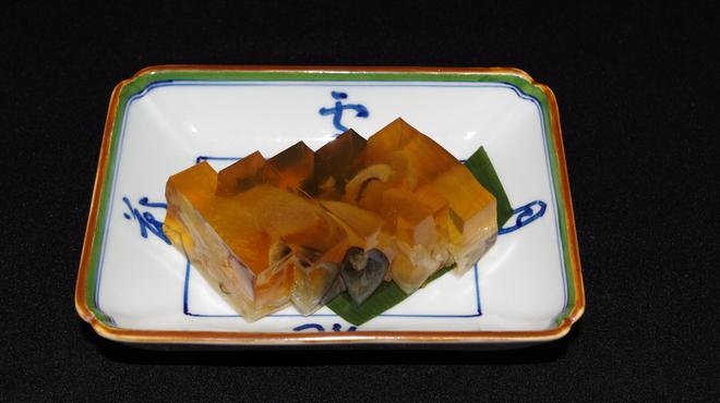 巣鴨三浦屋 - 料理写真:煮凝り     冬限定