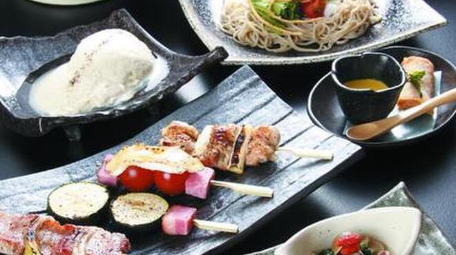 円山 古今 - 料理写真:色々な料理をご賞味ください♪