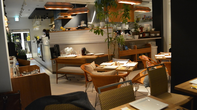スプントカフェ - メイン写真: