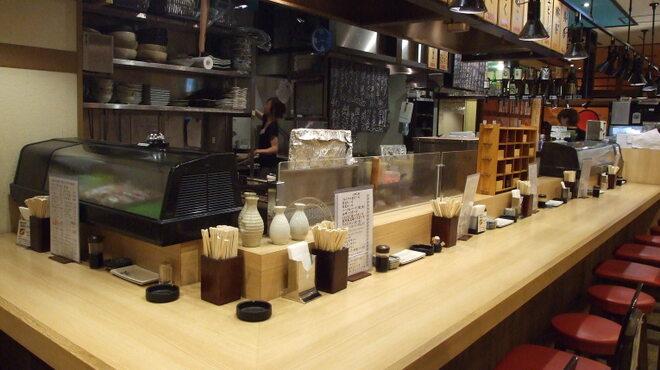 「旬菜と海鮮 森田屋」は大阪府天王寺で、新鮮な …