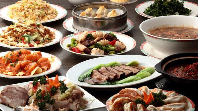 栄華楼 - 料理写真:ご宴会コース料理