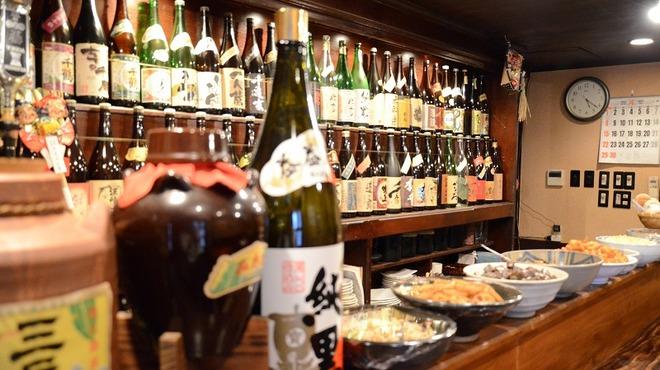 焼酎・旬彩料理 居酒屋CHIKO - メイン写真: