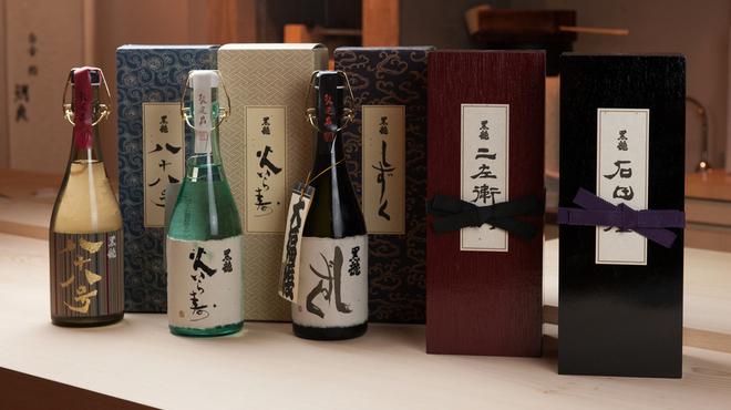 鯛良 - その他写真:日本酒、各種