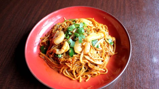 マレーシア ボレ - 料理写真:ミーゴレン