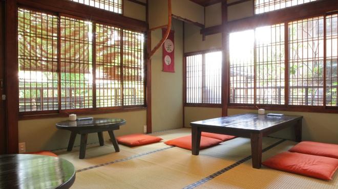 cafe maru - 内観写真:和室もございます。
