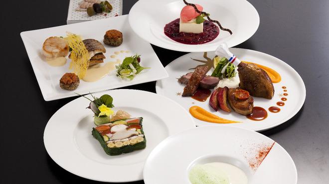 シリウス - 料理写真:お料理一例