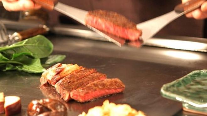 鉄板焼 よこはま - 料理写真:山手(本日の銘柄牛コース)