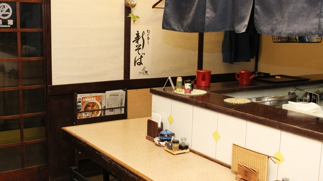 八幡そば - メイン写真: