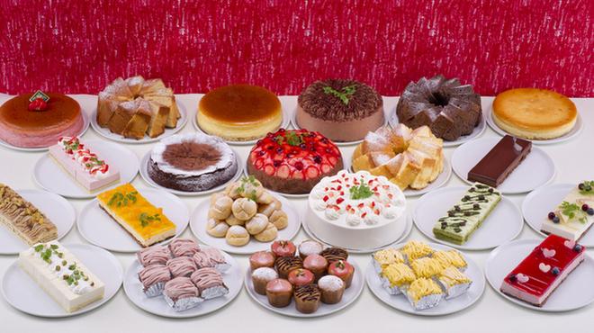 スイーツパラダイス - 料理写真:美味しいスイーツが食べ放題!