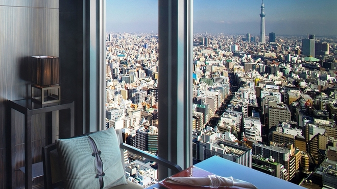 センス - 内観写真:東京スカイツリー(R)を眼下に極上の広東料理を