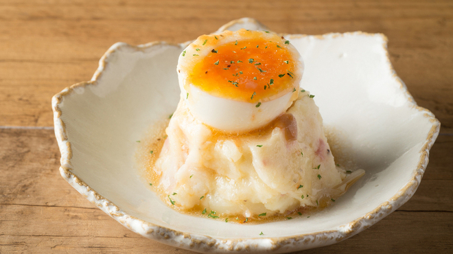 それがし - 料理写真:3代目ポテトサラダ