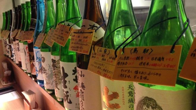 風鈴屋 - 料理写真:47都道府県の日本酒を取り揃えております