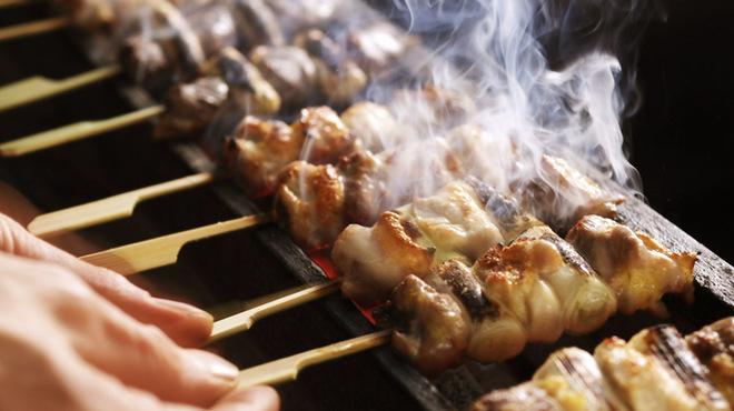 炙屋 十兵衛 - 料理写真:「究極の地鶏」と呼ばれる比内地鶏をお愉しみ下さい