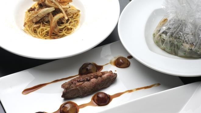 GODDESS - 料理写真:【Dinner Course B】全7品
