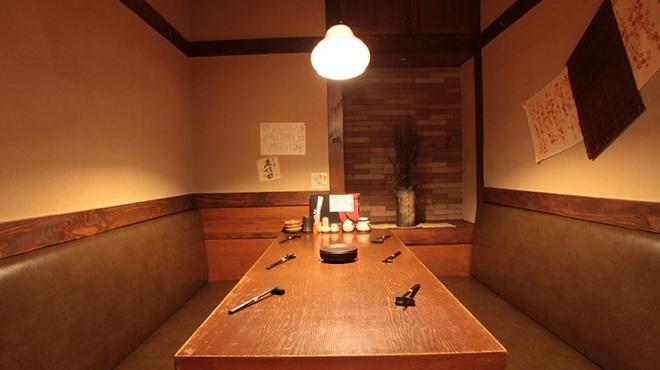 炭屋 串兵衛 - 内観写真: