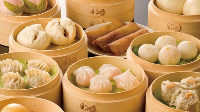 香港蒸龍 - 料理写真:種類豊富な点心