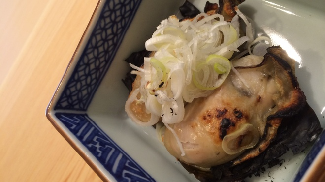 神楽坂ささ木 - 料理写真:焼かき