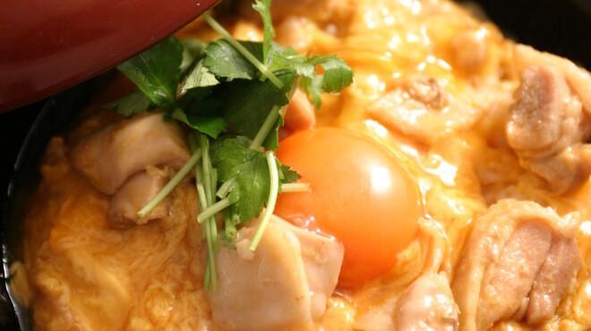 鶏匠 たけはし - 料理写真:名物 親子丼 (ランチ限定となります)