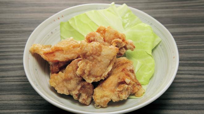 希望軒 - 料理写真:唐揚げ(5ヶ)
