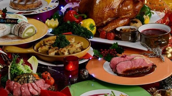 ブラッセリー 「チェッカーズ」 - 料理写真:クリスマスブッフェのイメージ