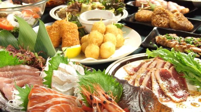 竹取御殿 - 料理写真:当店自慢のお料理の数々をご堪能下さい★