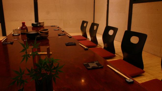 月味座 - 内観写真:二階はお座敷のご宴会場です。(最大20名様)