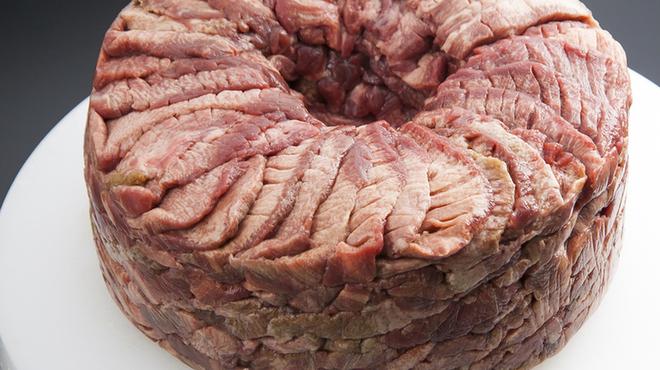 たんや 善治郎 - その他写真:熟成された牛タン