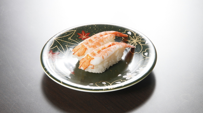すしダイニング遊 - 料理写真:【えび】130円