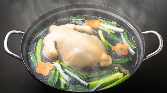 山本牛臓 - 料理写真:タッカンマリ