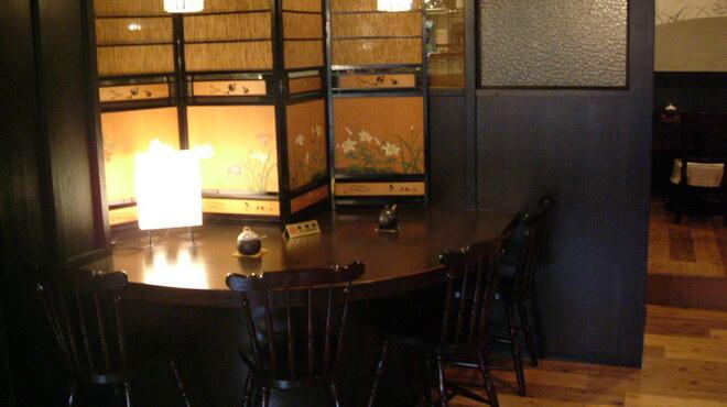 椿屋カフェ - 内観写真:写真は系列店です。