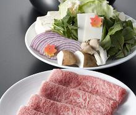 神戸プレジール - 料理写真:高級昆布のだしでお肉の味をストレートに味わうしゃぶしゃぶ。旬野菜の恵みを添えて…(2名様~)