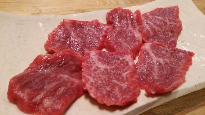 塩ホルモンさとう - 料理写真: