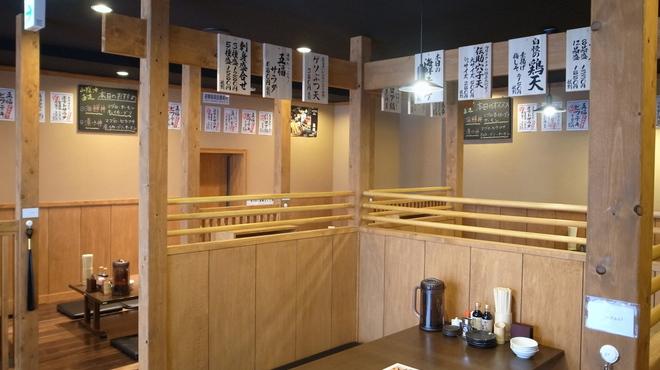 天ぷら海鮮 五福 - 内観写真:ご宴会も承ります!※写真は系列店のものです。
