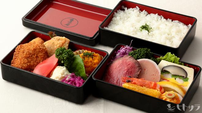 レストラン香味屋 - 料理写真:洋食弁当A