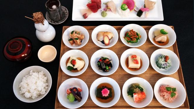 國見 - 料理写真:小鉢ご膳(お造り)