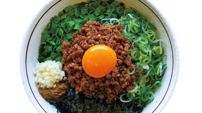 はるか - 料理写真:台湾まぜそば