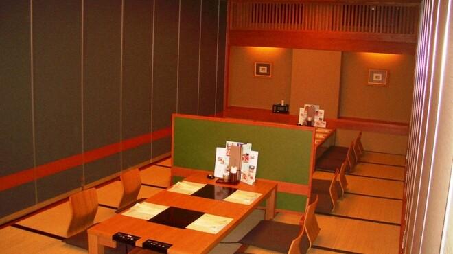 木曽路 - 内観写真:広間座敷