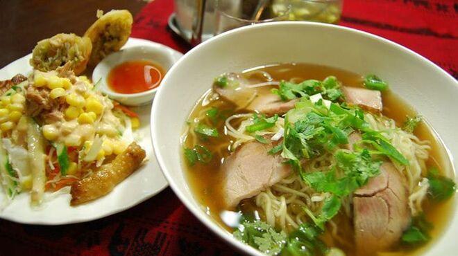 TAI THAI - 料理写真:バーミーランチ