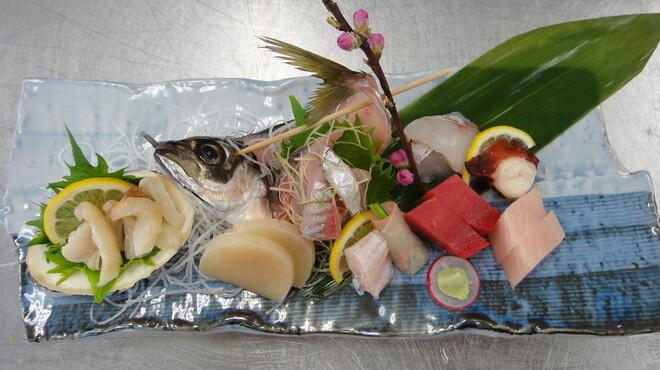 うおすみ - 料理写真:ランチに付く