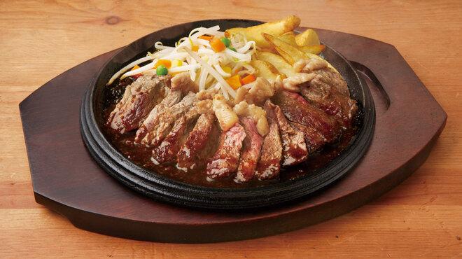 テキサスキングステーキ - 料理写真:クィーンステーキ