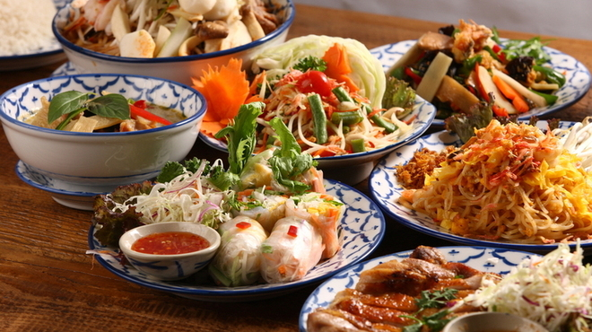 バンコクのおすすめタイ料理レストラン 10 選 - バ …