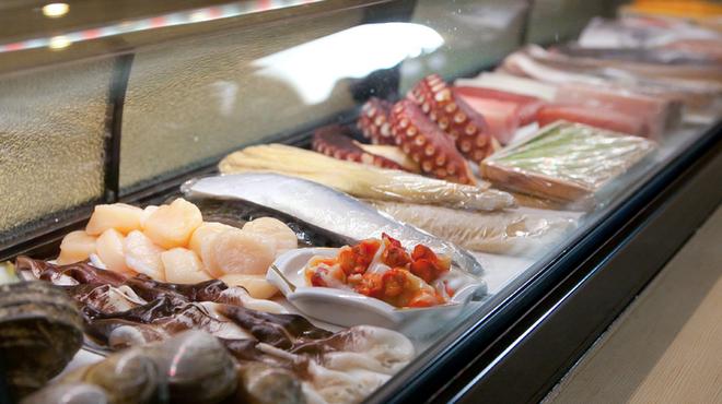 ひとよ - 料理写真:魚介は瀬戸内、野菜は広島。鮮度や味を大切にした結果です