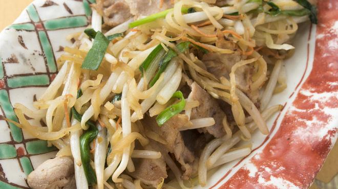 金魚すさび - 料理写真:パパイヤイリチー