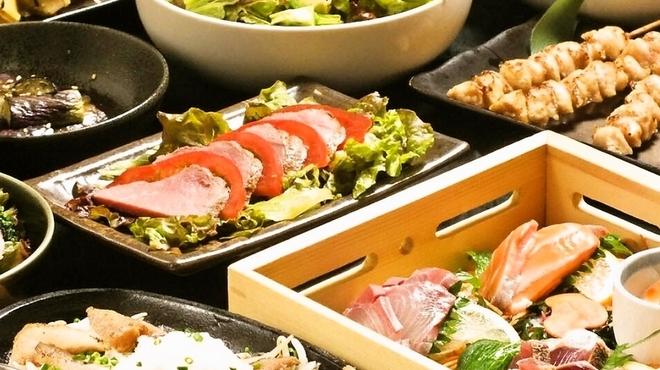 全席個室居酒屋 桜坂 - 料理写真: