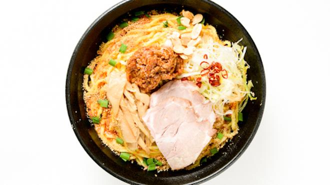 吉虎 - 料理写真:汁なし坦々麺