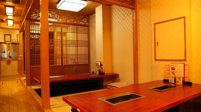 焼肉 京城 - メイン写真:
