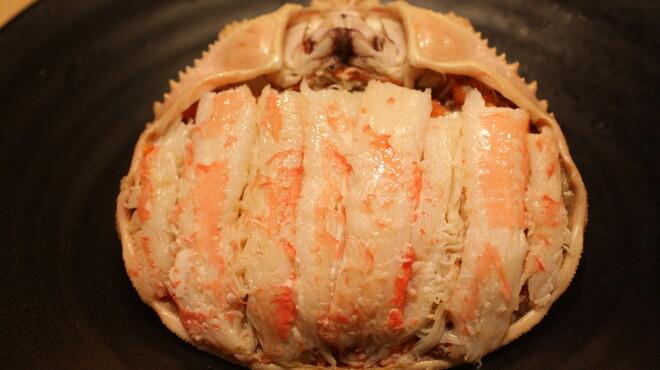 鮨よしたけ - 料理写真:香箱蟹
