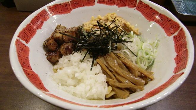 つけ麺屋 ひまわり - メイン写真: