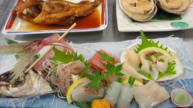 うおすみ - 料理写真:ランチ(1890円)の一部