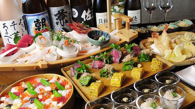 料理屋 三船 - メイン写真: